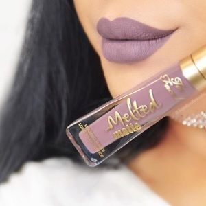 Too Faced Melted Purple Liquid Lipstick